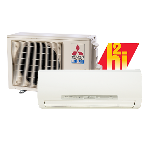 MSZ/MUZ High-Efficiency Heat Pump