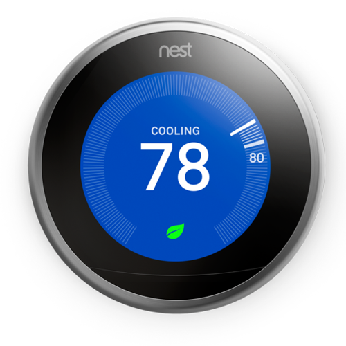 Super Smart Thermostats Nest Four Seasons Heating And Air Conditioning Wiring Cloud Scatahouseofspiritnl